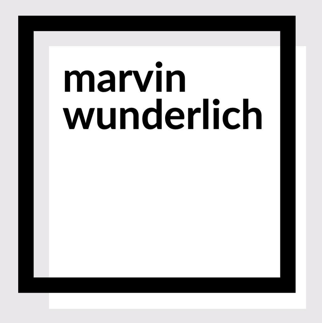Marvin Wunderlich - Kunstakademie Münster